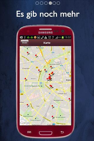 Grab One Deals für Deine Stadt- screenshot