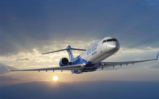 Aircraft Flight Wallpaper