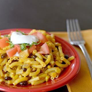 Fiesta Mac and Cheese!.