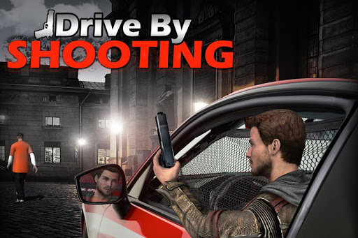 Drive By Shooting 3d Game