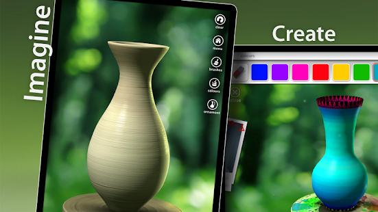 Let's Create! Pottery Lite - screenshot thumbnail