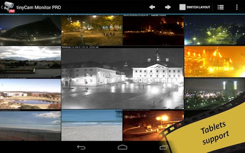 tinyCam Monitor PRO - screenshot thumbnail