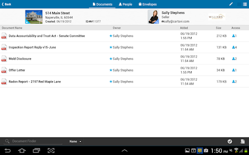 DocuSign TR - screenshot thumbnail
