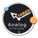 Analog Clock Skins UCCW icon