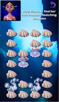 Screenshot of Diana the Talking Mermaid Lite