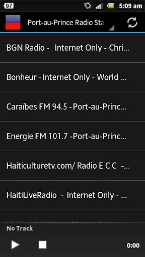 Port-au-Prince Radio Stations
