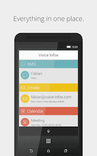 Voice Infos- screenshot thumbnail