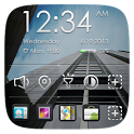 Dark Pro Toucher Theme icon