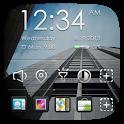 Dark Pro Toucher Theme icon