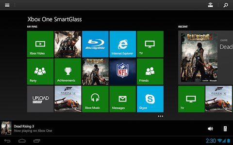 Xbox One SmartGlass v2.4.1505.18000