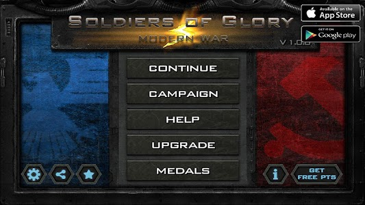 Soldiers of Glory: Modern War v1.7.2