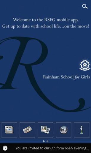 【免費教育App】Rainham School for Girls-APP點子