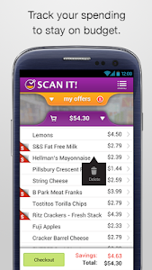Stop & Shop SCAN IT! Mobile screenshot 3
