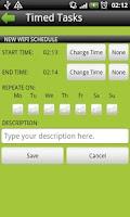 Screenshot of Timed Tasks Free