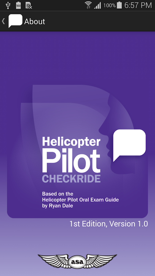 Helicopter Pilot Checkride- screenshot