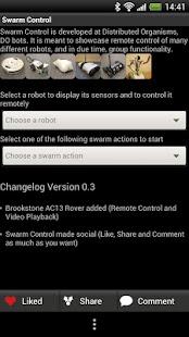 Swarm Control - screenshot thumbnail