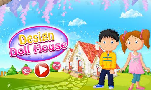 Design Make Doll House
