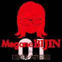 Megane Bijin by Fukuoka 01 logo