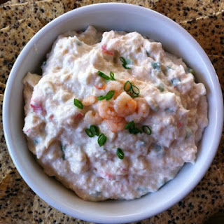 Low-Fat Shrimp and Crab Dip