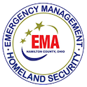 Hamilton County Ohio EMA icon