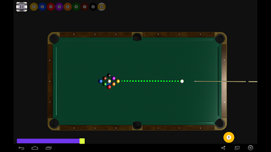 Pool Billiards- screenshot thumbnail
