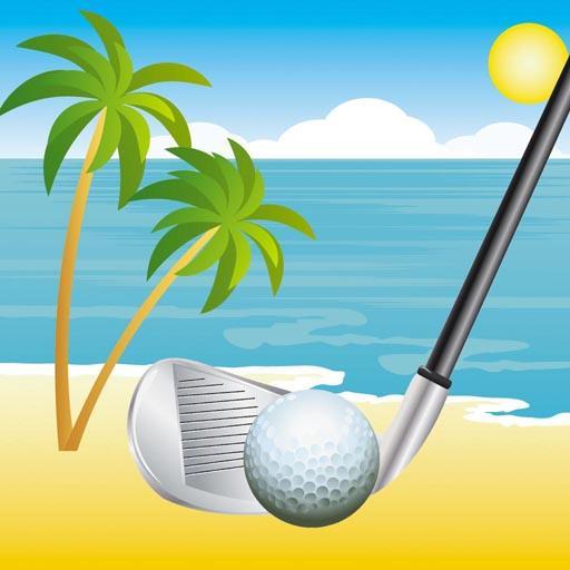 해변 미니 골프 體育競技 App LOGO-硬是要APP