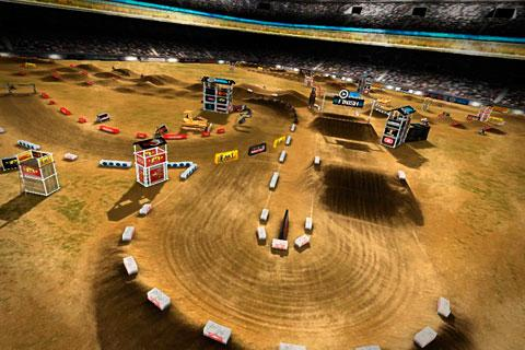 2XL Supercross HD- screenshot