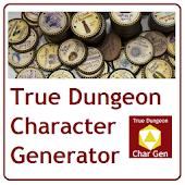 Character Gen for True Dungeon