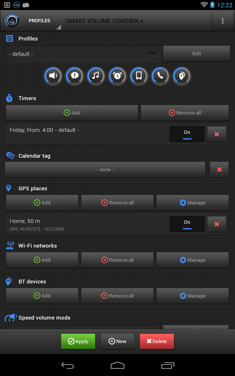 Smart Volume Control + screenshot #9