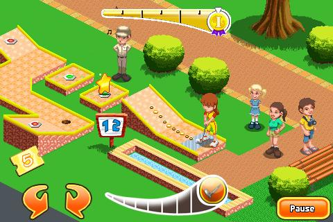 Mini Golf:Theme Park - screenshot