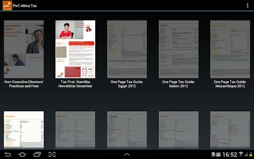 PwC Africa TAX- screenshot thumbnail