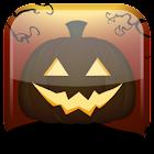 Halloween Kürbis LWP icon
