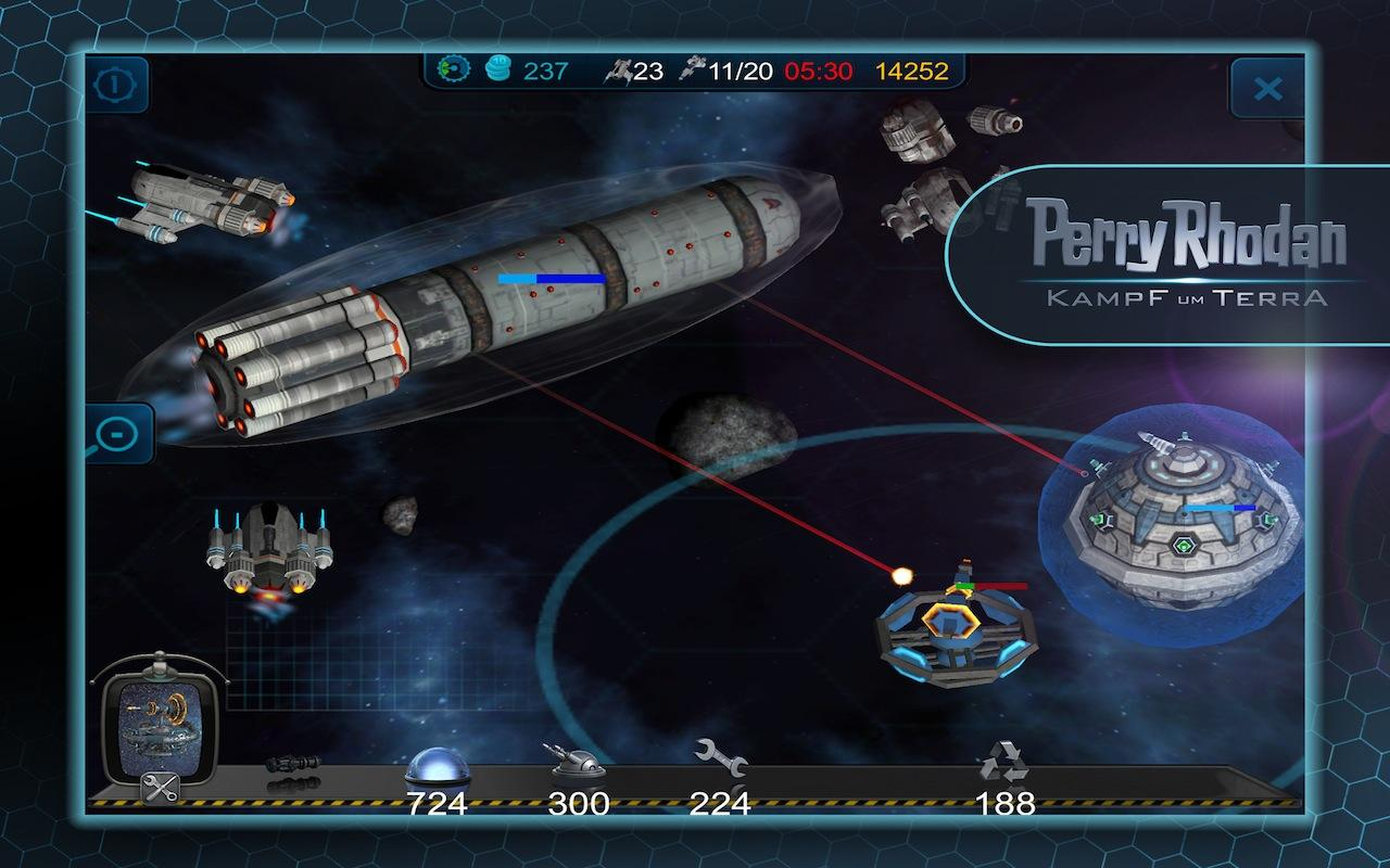 Perry Rhodan: Kampf um Terra- screenshot