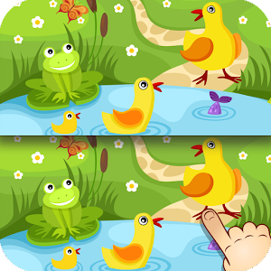 Animal Spot the Difference for PC and MAC