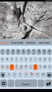Danish Keyboard Plugin- screenshot thumbnail