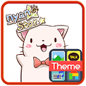 Nyan Star4 Emoticons-New icon