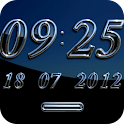 DEVANCE Digital Clock Widget