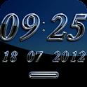 DEVANCE Digital Clock Widget icon