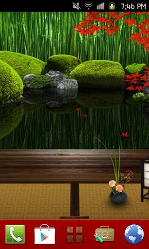 Zen Garden -Fall- Theme