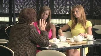 "Angela Lutin & Shonda Lewis: ""Alpha Females"""