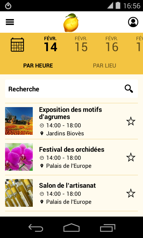 Fete du Citron - Menton - screenshot