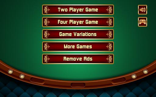 Crazy Eights Card Game screenshot