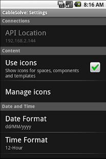 CableSolve (Tablet) - screenshot thumbnail