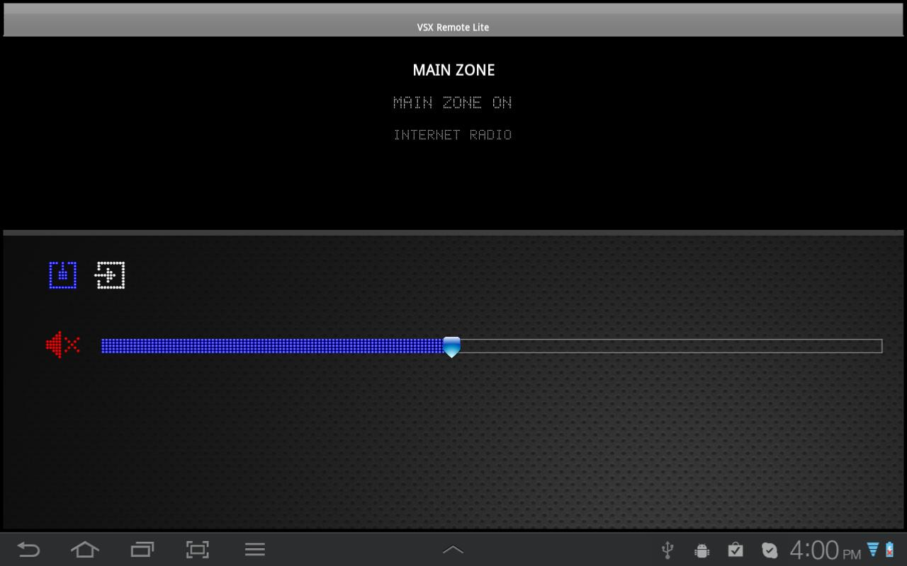 VSX Lite- screenshot