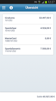 Screenshot of SpardaApp