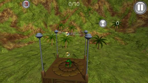 蛙爆泡沫3D