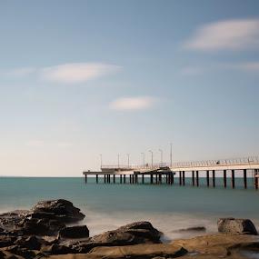Lorne by Anna Gottlieb - Landscapes Beaches