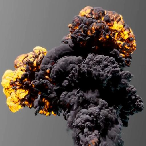 Explosion Live Wallpaper LOGO-APP點子