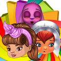 3 Girls Games icon