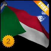 Sudan Flag - LWP